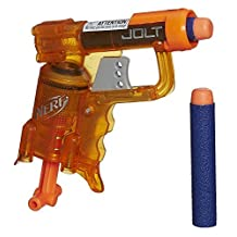 Nerf N-Strike Elite Jolt Blaster (Orange) by Nerf