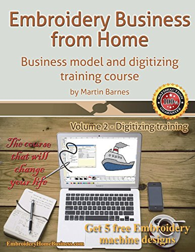 Embroidery Business from Home: Business Model and Digitizing Training...