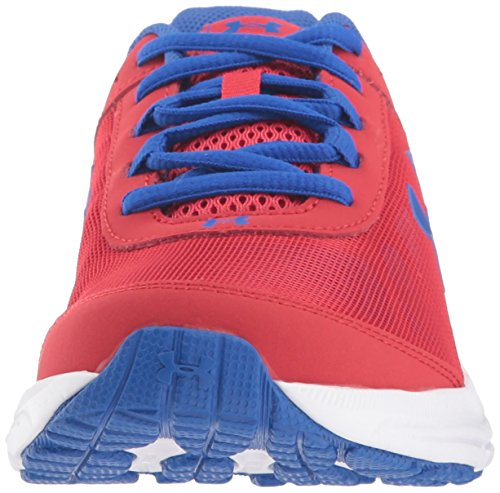 Under Armour Kids' Grade School Rave 2 Sneaker,Red (601)/White,3.5 M US by Under Armour (Image #4)