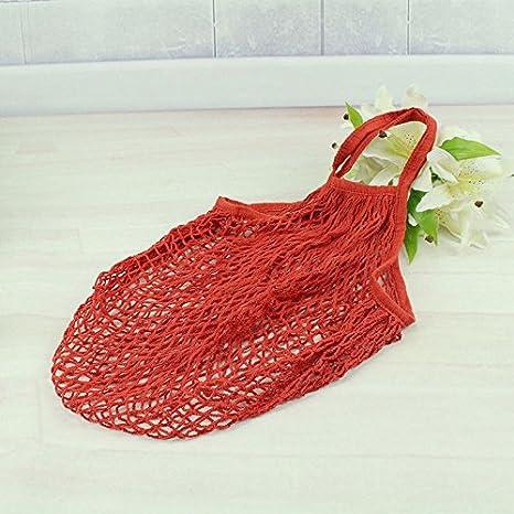 Amazon.com: mijora-reusable Eco fruta bolsas de compra ...