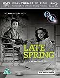 Late Spring / The Only Son ( Banshun (Kathysterimeni anoixi) / Hitori musuko ) [ Origine UK, Sans Langue Francaise ] (Blu-Ray)
