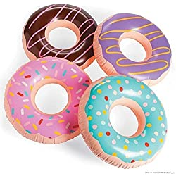 Jumbo Frosted Donuts Shaped Inflatables