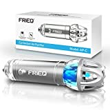 FRiEQ Car Air Purifier, Car Air Freshener and Ionic Air Purifier | Remove Dust, Pollen, Smoke and Bad Odors - Available for Your Auto or RV