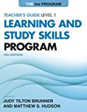 The Hm Learning and Study Skills Program, Level 1, Brunner, Judy Tilton and Hudson, Matthew S., 1475803869