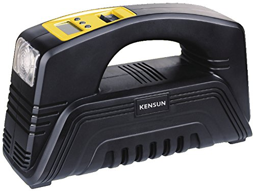 Kensun-ACDC-Rapid-Performance-Portable-Air-Compressor-Tire-Inflator-with-Digital-Display-for-Home-110V-and-Car-12V-30-LitresMin
