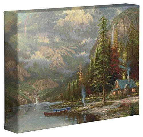 Thomas Kinkade Mountain Majesty 8