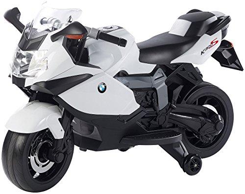 Playtastic Original BMW-lizenziertes elektrisches Kindermotorrad BMW K1300 S