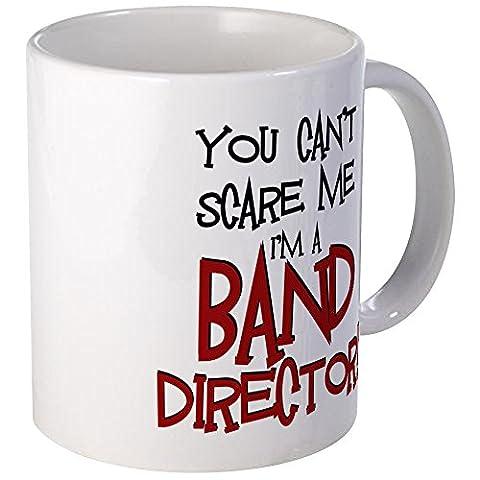 CafePress - You Cant Scare Me...Band Mug - Unique Coffee Mug, Coffee Cup (Marching Band Mug)