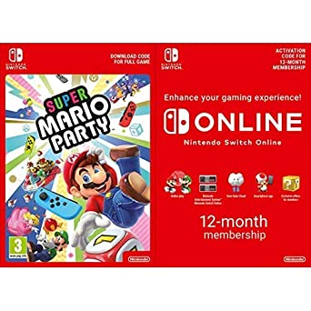 mario party switch online download
