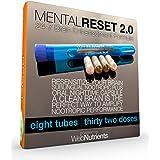 MentalReset 2.0 - 32 Doses (16-Night, 16-Day) Improve Mental Clarity. Enhance Neurogenesis. Measurably Increase Performance of Nootropics