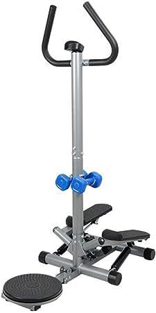 Paso a paso Máquinas de ejercicios de fitness cubierta escalera paso a paso la aptitud ajustable