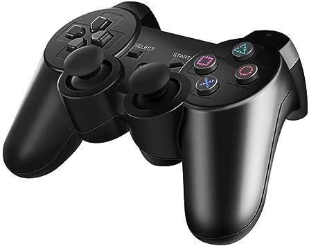 Controlador inalámbrico PS3 / PS2 Gamepad Playstation 2 // 3 Joystick (para Windows) Android Smart TV/TV Box: Amazon.es: Electrónica