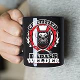Welder Mug - Certified Badass Welder