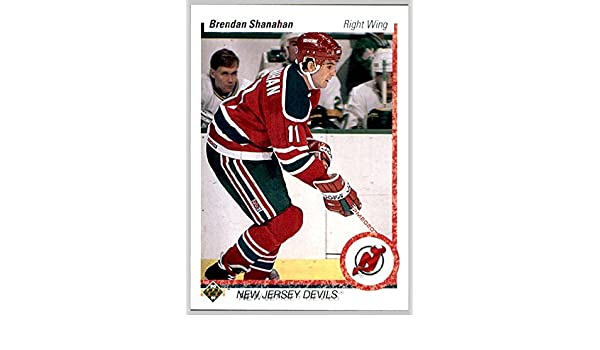 e0d07034733 1990-91 Upper Deck #269 Brendan Shanahan NEW JERSEY DEVILS at Amazon's  Sports Collectibles Store