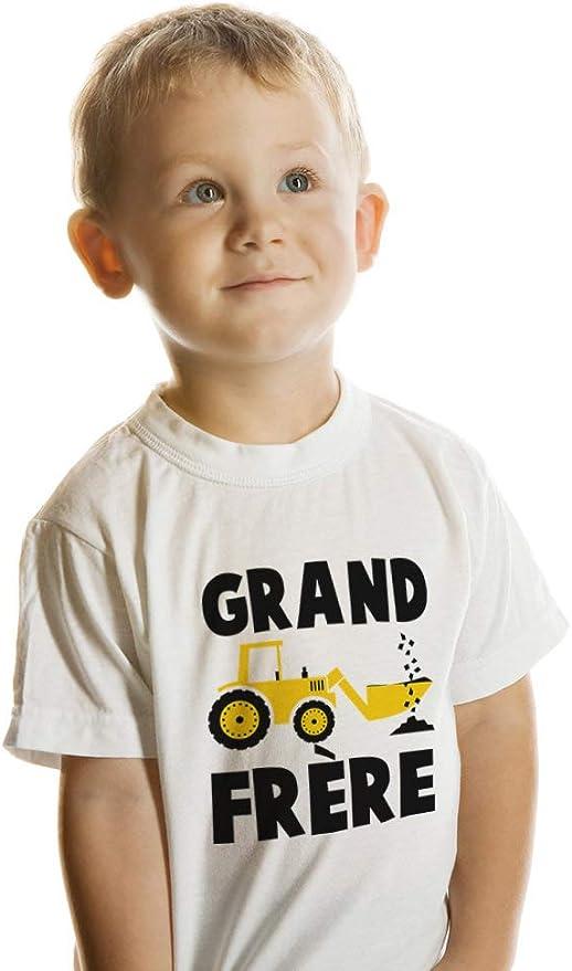 Grand frère T-Shirt garçons d'âge 3-13 cadeau//cadeau idéal