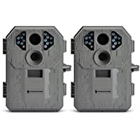Stealth Cam P12 IR Trail Hunting Game Camera, 2-Pack (Certified Refurbished)