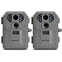 (2) Stealth Cam P12 Digital Trail Game Camera 6MP | STC-P12