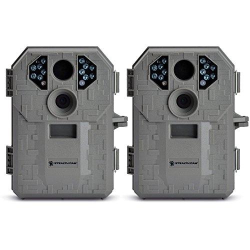 2-Stealth-Cam-P12-Digital-Trail-Game-Camera-6MP-STC-P12