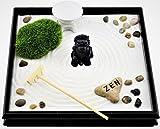 zen tabletop garden - Feng Shui 9.5