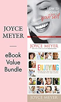 Joyce Meyer Ebook Value Bundle by [Meyer, Joyce]