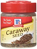 McCormick Whole Caraway Seed, 0.9 oz (pack of 6)