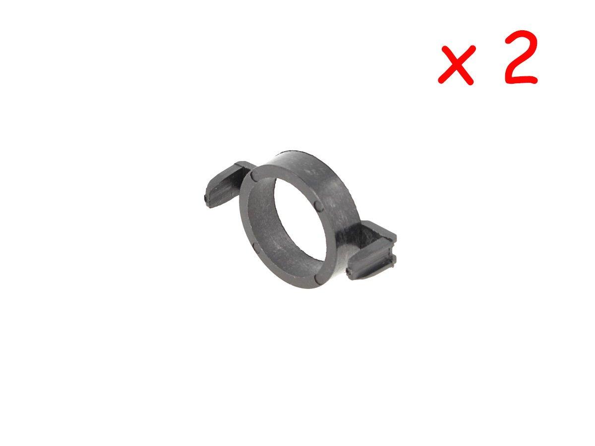 CARALL N /° 2/pi/èces Douille Kit Full LED H7/pour Ford Mondeo Peugeot 508/2008/3008/Citroen C5/dS5/DS6/Trou 23/mm