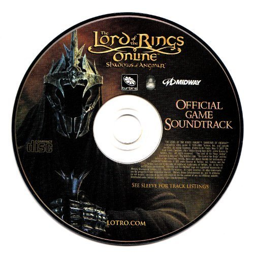 The Lord of the Rings Online: The Shadows of Angmar Soundtrack Album