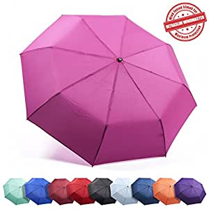 Frostfire Unisex-Adult Umbrella, A4 Pink, Pink