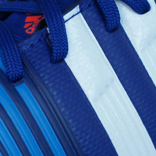 Botas para F30 de Hombre fútbol Azul FG Adidas qwOE8Xw