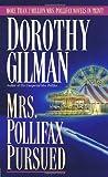 Mrs. Pollifax Pursued, Dorothy Gilman, 0449149560