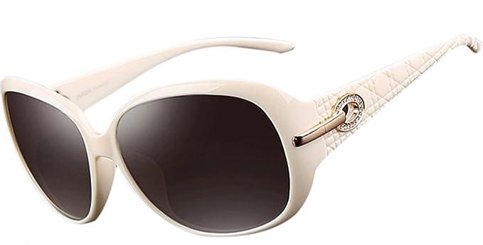 ATTCL Mujer vintage Gafas De Sol Polarizado Uv400 Protección