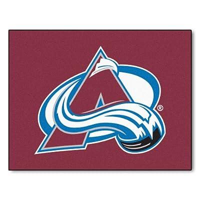 Fanmats NHL Colorado Avalanche Nylon Rug