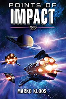 Points of Impact (Frontlines Book 6) by [Kloos, Marko]