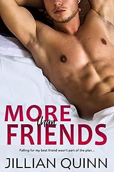 More than Friends by [Quinn, Jillian]