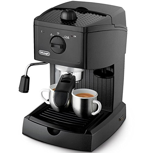 De'Longhi Traditional Pump Espresso Coffee Machine EC146.B by De'Longhi