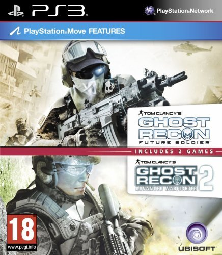 Tom Clancy's Ghost Recon Future Soldier & Advanced Warfighter 2 (double Pack)