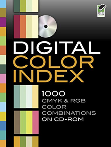 Digital Color Index (Dover Clip Art Design Tools) ()