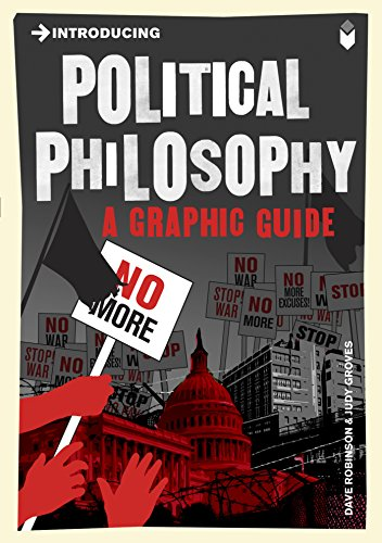 Introducing Political Philosophy: A Graphic Guide (Introducing...) cover