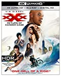 Cover Image for 'xXx: Return Of Xander Cage [4K Ultra HD + Blu-ray + Digital HD]'