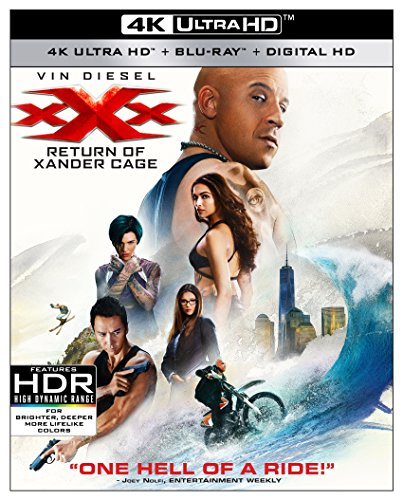 xXx: Return Of Xander Cage [Blu-ray]