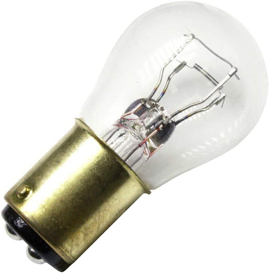 1157ST Light Bulb Brake Turn Signal Parking og 2 Pack Sylvania SilverStar