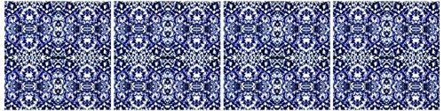 3dRose cst 34944 3 Mosaic Ceramic Coasters