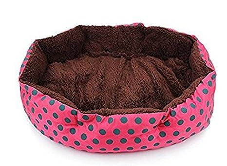 WeiMay, Cama para mascotas, con interior acolchado, almohadas para perros o gatos, 36 x 30 cm: Amazon.es: Productos para mascotas