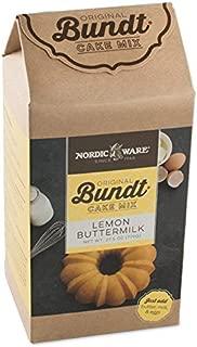 product image for Nordic Ware Lemon Buttermilk Bundt Cake Mix