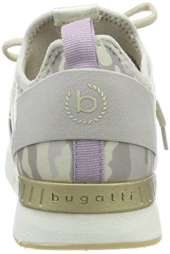 Beige 442271656900 Bugatti Damen Sneaker Beige 0qHRn7wzCn