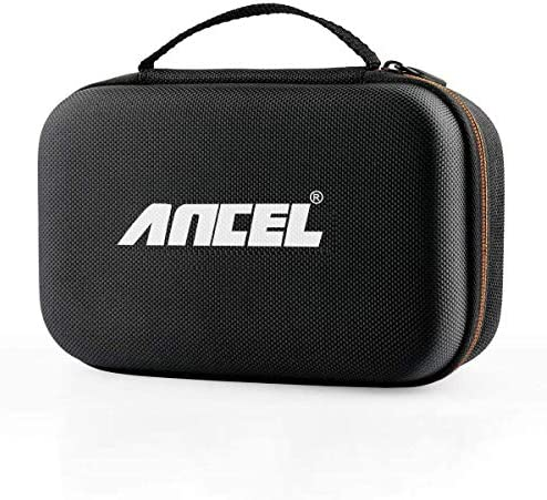 ANCEL Case for OBD2 Scanner Protective and Storage Box (L) for All Innova Products