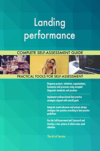 Landing performance Toolkit: best-practice templates, step-by-step work plans and maturity diagnostics