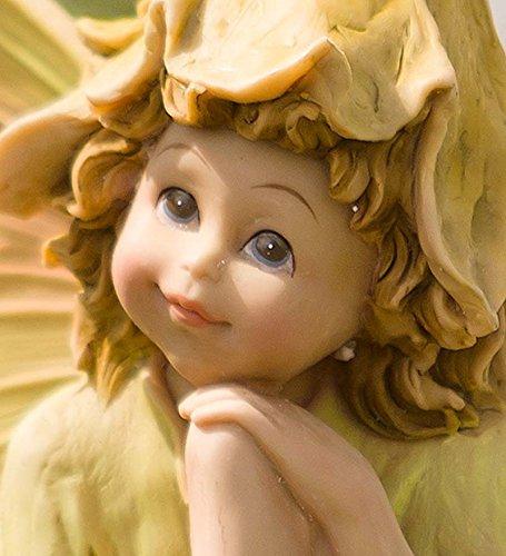 Wind & Weather SC8347 Nature Pixie Fairy Outdoor Garden Statue