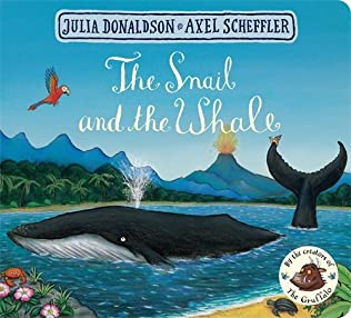 book cover of The Snail and the Whale