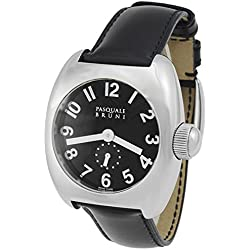 Pasquale Bruni Uomo Stainless Steel Swiss Made Automatic Men's Watch 01MA22